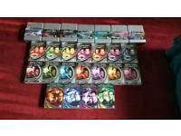 Star trek dvd collection