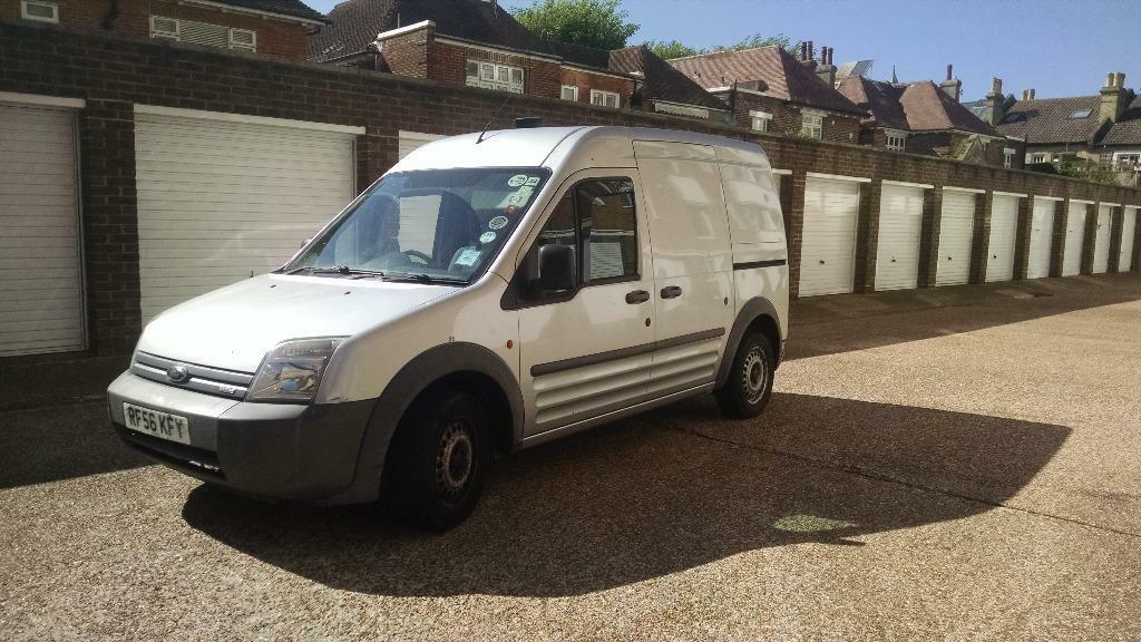 Ford Transit Connect Camper Conversion Mini REDUCED FOR QUICK SALE