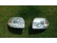 Renault Clio mk2 ph1 dual optic headlights