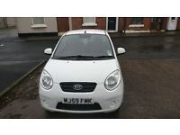 Kia Picanto 1.0 59 Reg (white) only ** 11000** Low Miles & £30 Road Tax