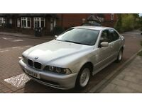 BMW 5 SERIES 520i SE AUTO FULL SERVICE HISTORY BMW MINT CONDITION HPI CLEAR