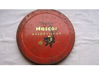 Vintage Carsons Mascot Tin