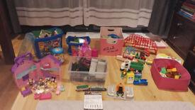 Toys !!!!! (8 sets)