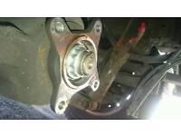 Prop shaft repair