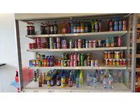 Chiller Dairy cabinet 2 met long for repair display fridge shop