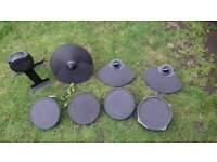 Electric drum kit triggers