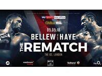 Tony Bellew VS David Haye 2