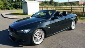 BMW 3 SERIES CONVERTIBLE E93