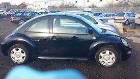 Volkswagon Beetle Black - full working order, good condition - Reasonable offers considered
