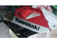 Kawasaki zxr h1/h2 fairing parts