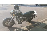 Keeway superlight 125 Black cruiser low mileage