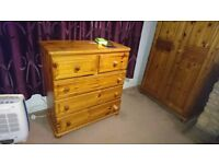 Big size chest of drawers