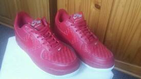Mens nike air force 1 trainers