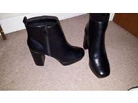 Ankle Boots Bershka