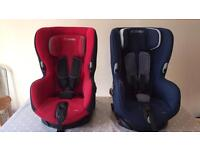 2 Maxi Cosi Axiss car seats
