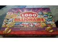 Logo billionaire boardgame