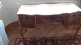Vintage Wrighton dressing table
