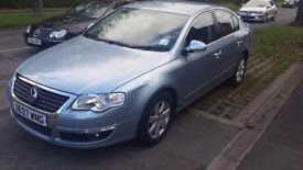 Vw Passat 2007 Low mileage 56121 Mot till : august 2018 Excellent condition