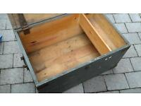 Vintage gpo crate box