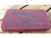 Snap on tap and die set for sale