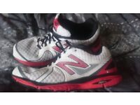 New balance mens trainers size 12
