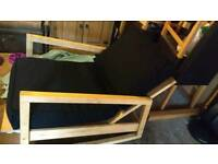 Heavy IKEA rocking chair