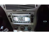 Genuine Vauxhall Double Din Stereo