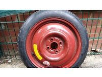 SPACE SAVER Spare Wheel 15""