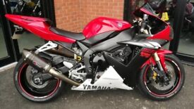 Yamaha R1 2004 for Sale - Stunning Example