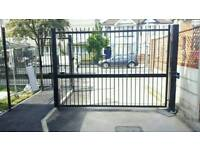 Fencing and gate installations