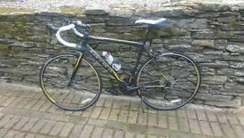Road race bike