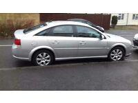 Vauxhall Vectra 1.8 2007 Low mileage