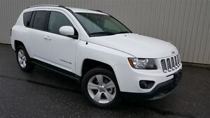 2016 Jeep Compass North +Bas KM, 4X4+