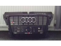 2010 audi s3 black edition front grille £100