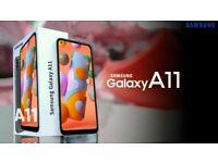 NEW Samsung Galaxy A11 2GB 32GB UNLOCKED 6.4 inch ; Dual SIM phone 2020 MODEL BLACK + SHOP WARRANTY