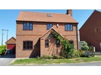 4 bedroom house in Elm Tree Rise, Kneesall, Newark, NG22 (4 bed)