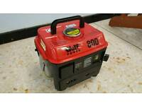 Wolf 800 petrol generator 800w as new