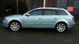 2005- Audi A4 Estate 2.0TDI- AUTOMATIC- Facelift