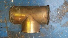 Twin Wall Log Burner Soot Box
