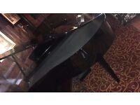 Black Baby Grand Piano - digital Yamaha