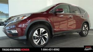 2015 Honda CR-V Touring AWD mags cuir toit ouvrant