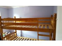 Good solid Bunk Beds for sale