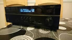 YAMAHA RX-V491 AMPLIFIER