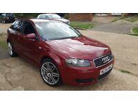 Audi A3 Sport 1.6 fsi Special Edition