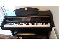 Yamaha clavinova CVP 203, excellent condition