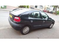 Renault megane in good, working condition for sale.
