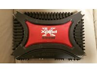 CAR AMPLIFIER SONY XPLOD 600 WATT 4/3 CH STEREO AMP CAN RUN SUBWOOFER AND DOOR SPEAKERS SUB WOOFER