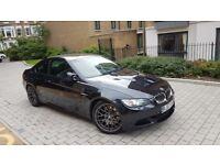 2008 BMW M3 4.0 V8 Manual Coupe Carbon Black Metallic