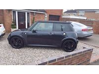 Mini Cooper Supercharged R53 Custom JCW Body Kit + more
