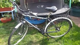 Men city bike Professional Regent bicycle bike 28'' wheels. Large frame. Very good condition